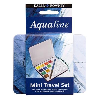 farby akwarelowe aquafine daler rowney