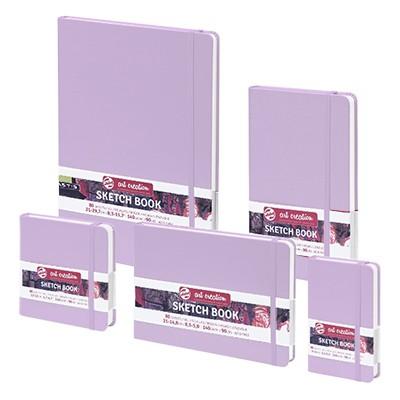 Szkicownik Art Creation Talens pastel violet