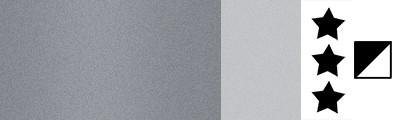 iridescent silver farba akrylowa Flashe L&B