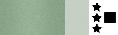 irid green earth farba akrylowa Flashe L&B