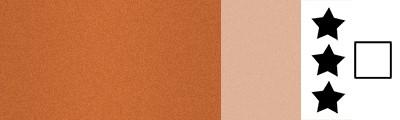 irid copper farba akrylowa Flashe L&B