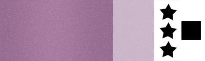 Iridescent parma pink farba akrylowa Flashe L&B