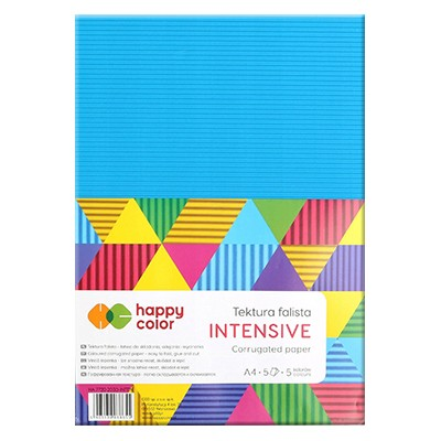 Tektura falista intensive Happy Color