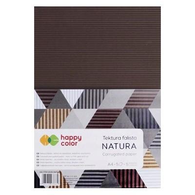Tektura falista natura happy color
