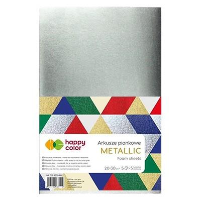 Arkusze piankowe Metallic Happy Color