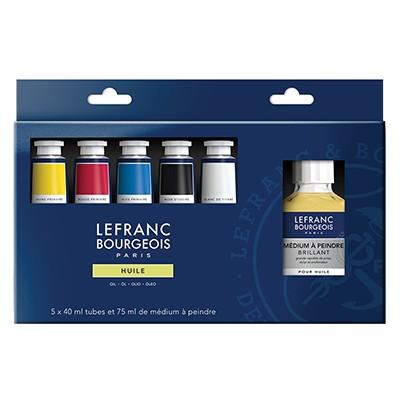 Farby olejne Lefranc & Bourgeois