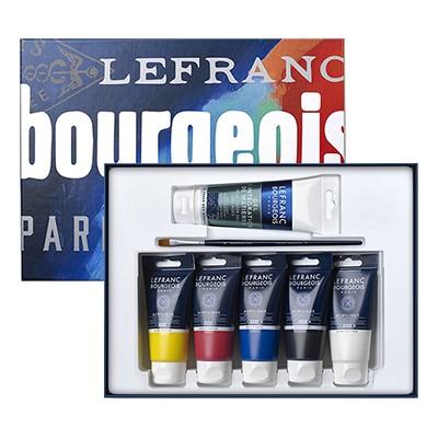 Farby akrylowe Lefranc & Bourgeois