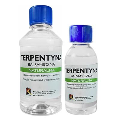 Terpentyna balsamiczna, 250 ml