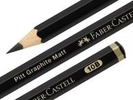 Faber–Castell Ołówki Pitt Graphite Matt