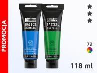 Farby akrylowe Liquitex Basics 118 ml