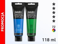 Farby akrylowe Liquitex Basics