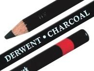Kredki Derwent Węgiel w kredce Charcoal