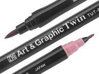 Pisaki i markery Kuretake Art & Graphic