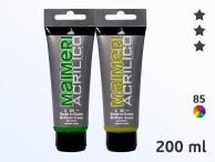 Maimeri Acrilico Farby akrylowe Acrilico 200 ml