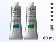 Farby akrylowe: W&N Professional Acrylic