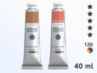 Farby olejne L&B Lefranc