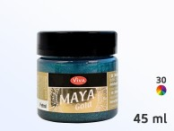 Hobby i dekoracja Farby metaliczne Maya Gold