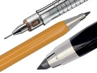 Kredki i ołówki: Ołówki automatyczne