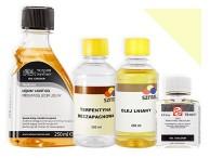 Media do farb olejnych Oleje i rozpuszczalniki