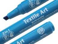 Farby do tkanin Pisaki do tkanin Textile Art