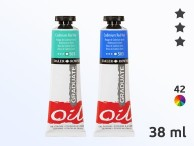 Daler-Rowney Graduate Farby olejne Graduate 38 ml