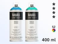 Farby akrylowe: Liquitex Spray Paint