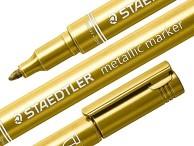 Pisaki i markery Staedtler Metallic Marker