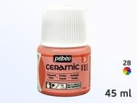 Farby do szkła i ceramiki Pebeo Ceramic