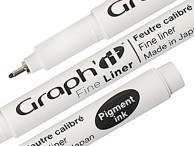 Pisaki i markery Graph'it Fine Liner