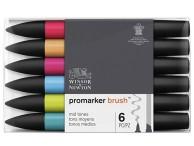 Brush Marker - W&N Zestawy Brushmarker