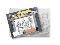 Kredki i ołówki Zestawy do nauki szkicu