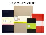 Bloki Bloki i notesy Moleskine