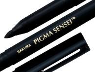 Pisaki i markery Pigma Sensei