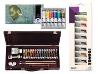 Farby olejne Zestawy farb olejnych