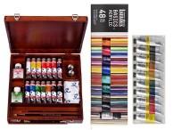 Farby akrylowe: Zestawy farb akrylowych