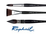 Pędzle i szpachelki Soft Aqua Raphael