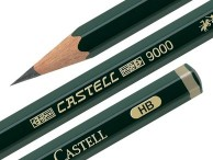 Faber–Castell Ołówki Castell 9000