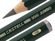 Faber–Castell Ołówki Castell 9000 Jumbo