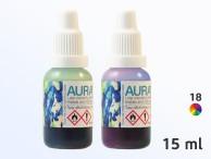 Farby do szkła i ceramiki Tusze alkoholowe Aura