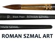 Pędzle i szpachelki Roman Szmal Black Pearl