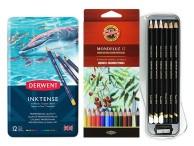 Kredki i ołówki Zestawy kredek i ołówków