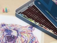 Zestawy kredek i ołówków Kredki rysunkowe