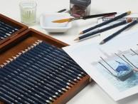 Zestawy kredek i ołówków Kredki i sztyfty akwarelowe