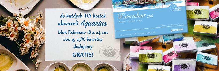 aquarius fabriano promocja