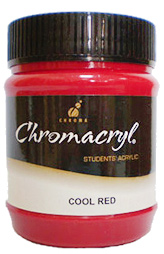 Farba akrylowa Chromacryl 250 ml