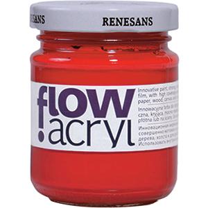Farby akrylowe Renesans FLOW 110 ml