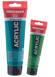Farby akrylowe Talens Amsterdam
