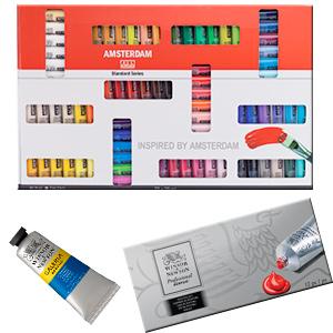Zestawy Farby Akrylowe