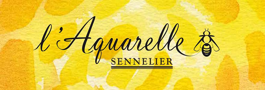 Farby akwarelowe Sennelier lAquarelle