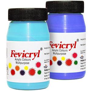 Farby do tkanin Fevicryl